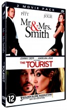Mr & Mrs Smith +The Tourist - DNSDP335 - 3D