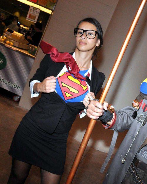 supergirlish