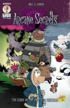 Arcane 2 cover