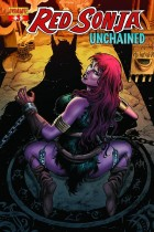 Red Sonja Unchained 3