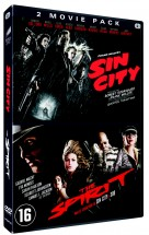 Sin City + The Spirit - DFSDP332 - 3D