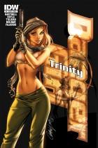 Danger Girl Trinity #4 (Of 4)