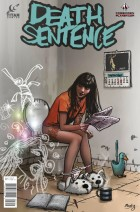 Death Sentence #1 Forbidden Planet retail variant cover