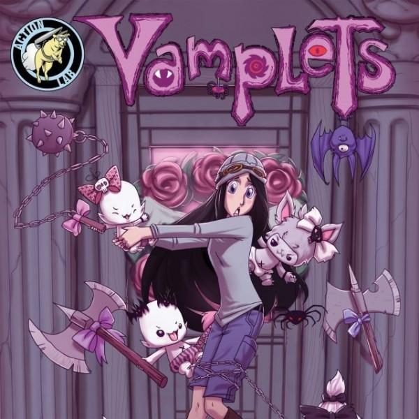 Vamplets Comixology