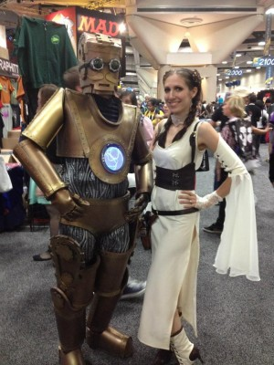 steampunk starwars