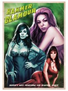 Horror Glamour - Sample art from Glamourama - The Pin-Up Art of Carlos Valenzuela