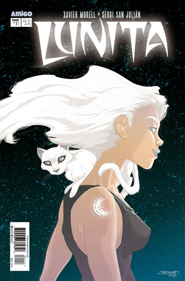 Review: Lunita #1