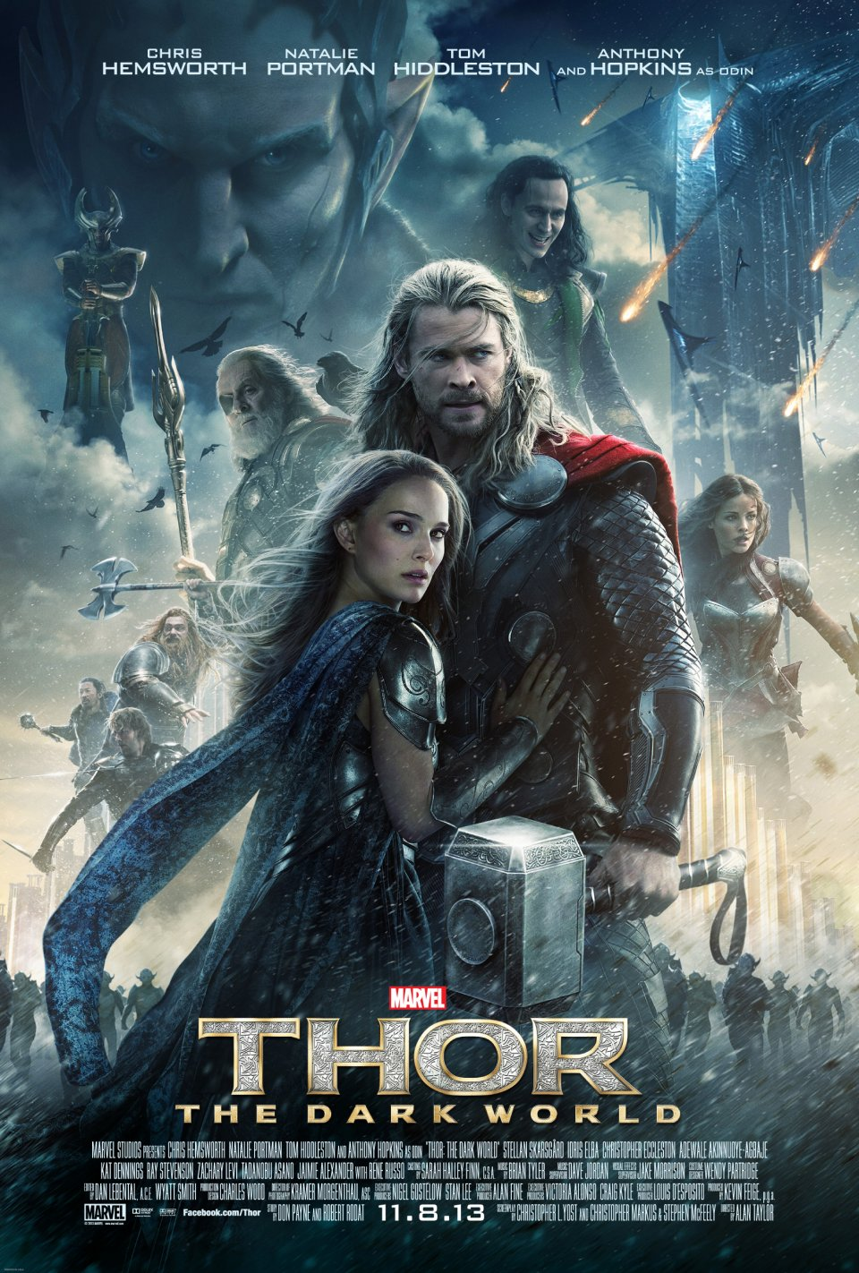 Review Thor: The Dark World
