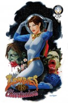 Zombies Vs Cheerleaders Volume 2 #3b