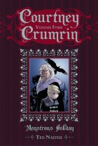 Courtney Crumrin Volume 4 Monstrous Holiday Special Edition HC