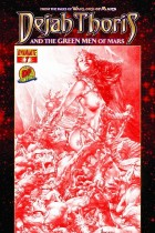 Dejah Thoris And The Green Men Of Mars #7