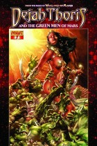 Dejah Thoris And The Green Men Of Mars #7a