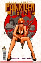 Painkiller Jane The Price Of Freedom #1