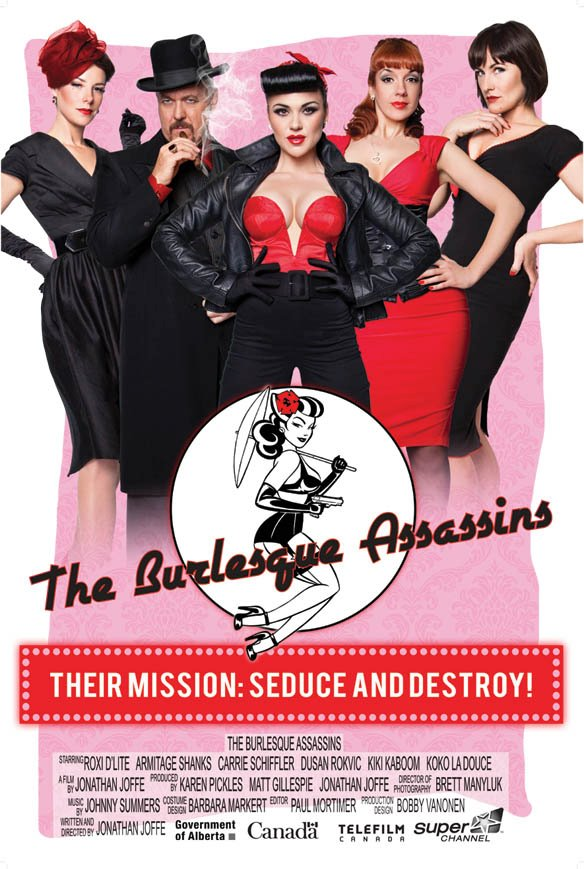 Sunday Movie Moment: Burlesque Assassins