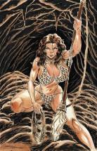 Cavewoman Sea Monsters