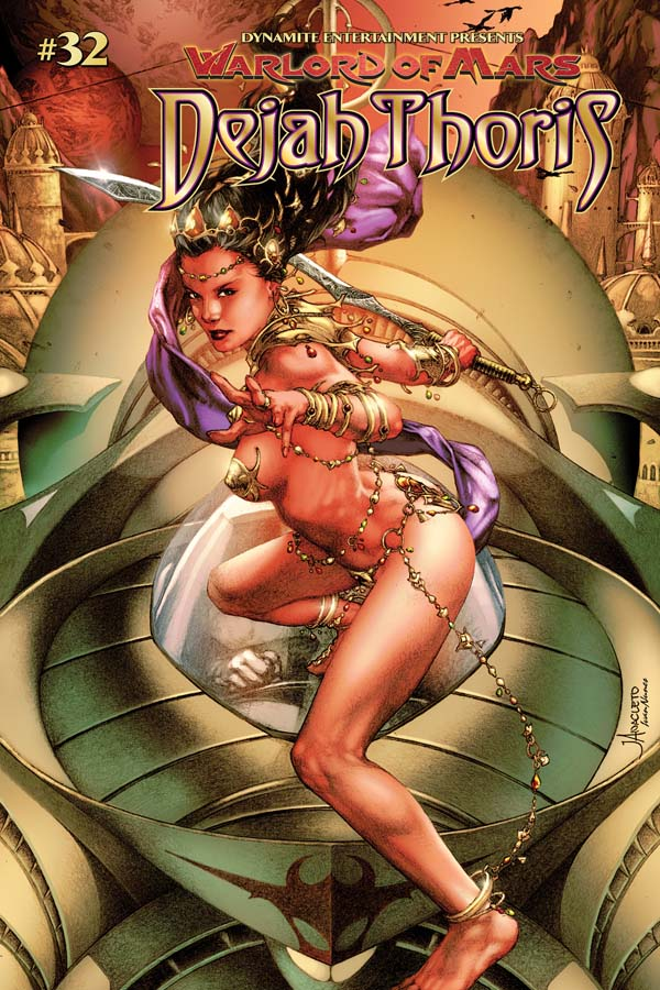 Preview: Warlord Of Mars: Dejah Thoris #32