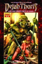 Dejah Thoris And The Green Men Of Mars #8