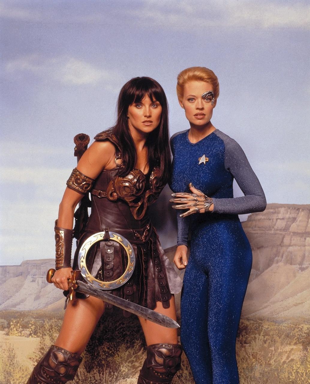 The Crossover That Should've Happened: Xena Vs Star Trek