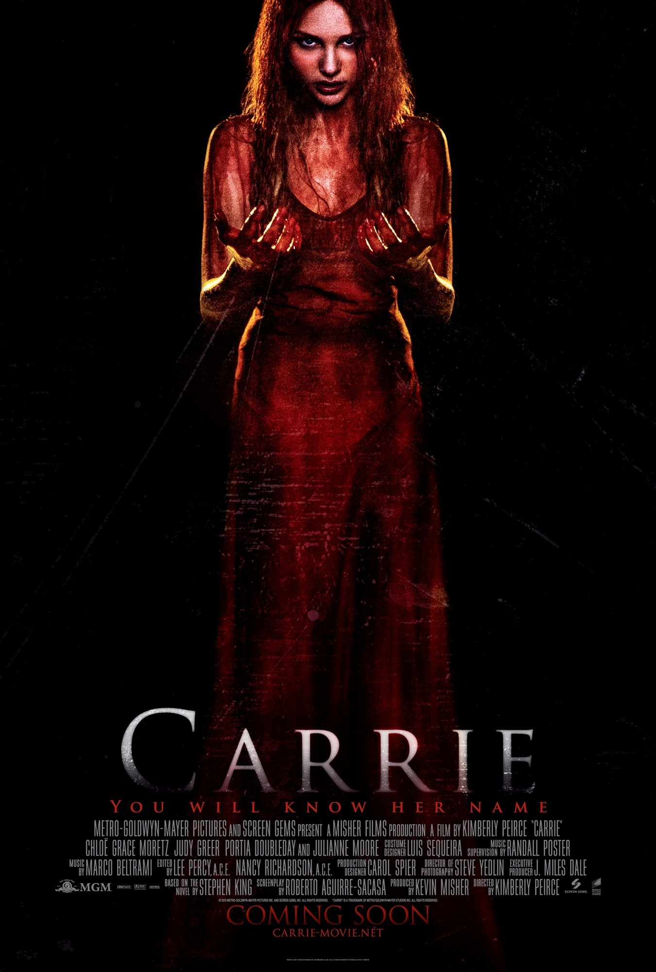 Carrie Ignites In 2013