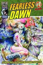 Fearless Dawn Jurassic