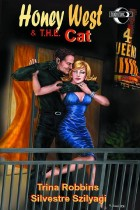 Honey West And T.H.E. Cat #1