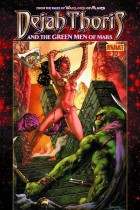 Dejah Thoris And The Green Men Of Mars #10a