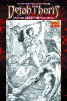 Dejah Thoris And The Green Men Of Mars #10b