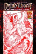 Dejah Thoris And The Green Men Of Mars #10c