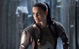 Thor (2012) Lady Sif (Screengrab)