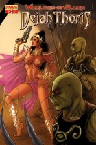 Warlord Of Mars  Dejah Thoris 34 b
