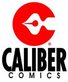 Caliber Comics logo red_black