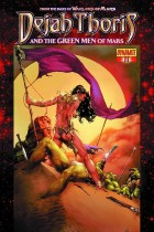 Dejah Thoris And The Green Men Of Mars #11a