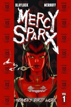 Mercy Sparx Volume 1 TP