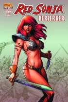Red Sonja Berserker (One Shot)(Joseph Michael Linser Regular Cover),