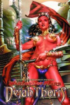 Warlord Of Mars Dejah Thoris #36