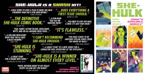 Everyone is Talking About She-Hulk!