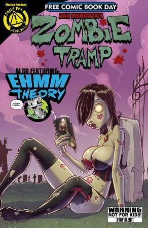 Zombie Tramp FCBD 2014 p0