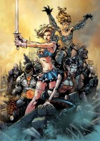 Realm War 1 cover B