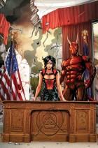 Realm War 1 cover E