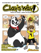 CLAY'S WAY COMIC STRIP COLLECTION #1