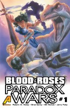 PARADOX WARS BLOOD & ROSES #1
