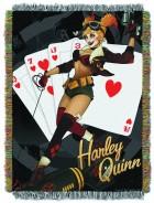 HarleyQuinn_Bombshell_Blanket