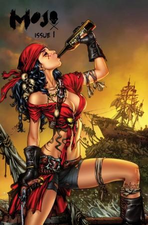 MOJO 1 cover pirate