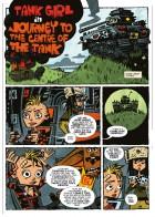 21st Century Tank Girl #2 p3