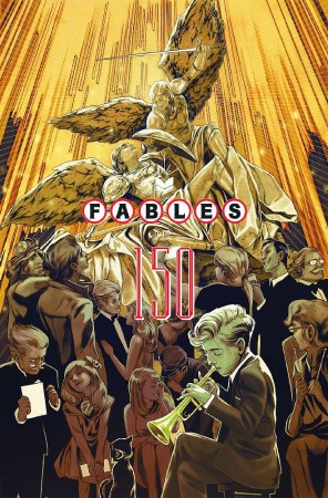 Fables Vol. 22 Farewell