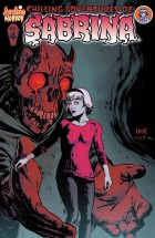Chilling Adventures of Sabrina #4cvr