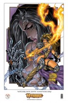 WITCHBLADE HC 2015 c