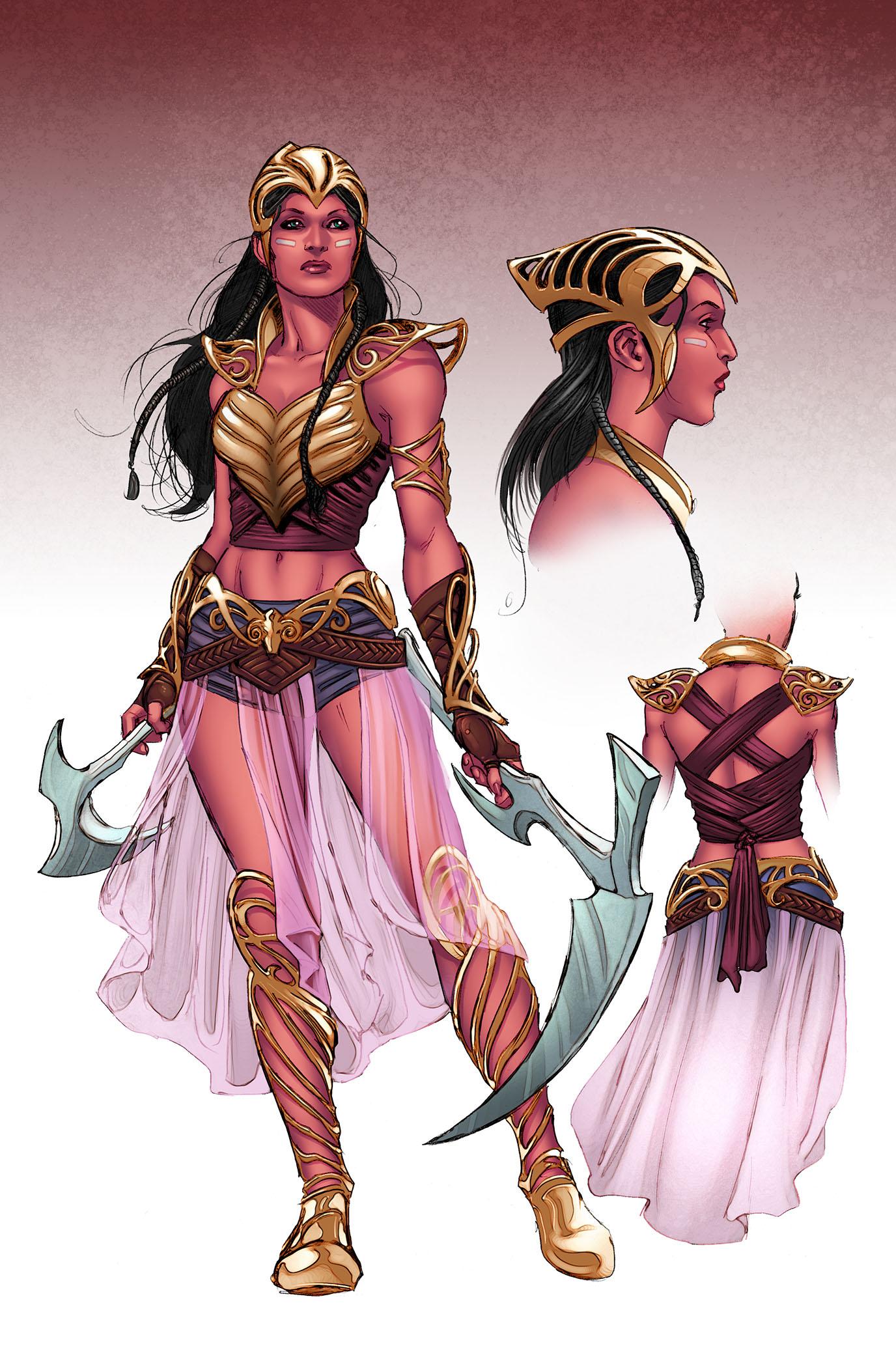 Can Princess of mars dejah thoris cosplay useful