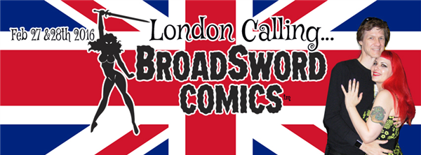 Jim Holly at London Film Comicon