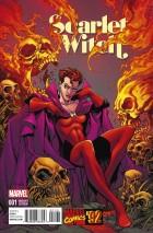 Scarlet_Witch_1_Raney_Marvel_92_Variant